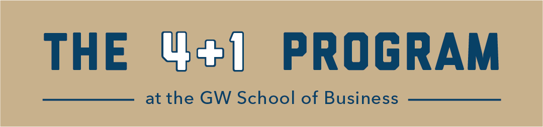 image - The GWSB 4+1 Program header image