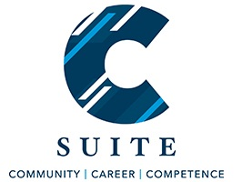 GWSB C-Suite Logo: Community, Career & Competence