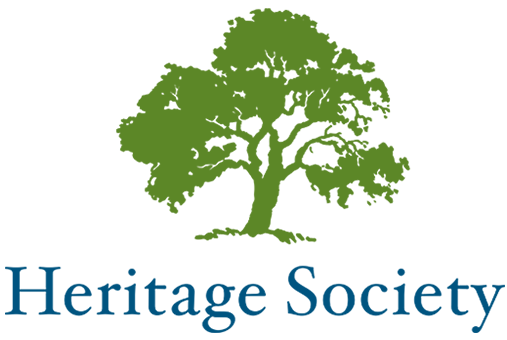 GW Heritage Society logo of green tree