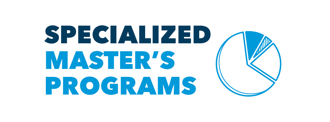 Specialized Master's Programs