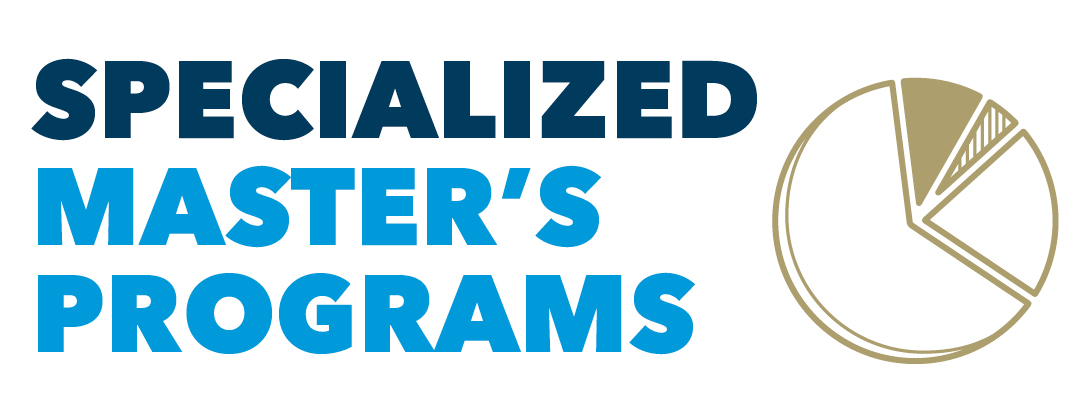 Apply to a Specialized Master's Program