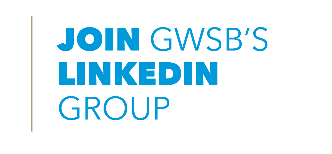 Join GWSB's LinkedIn Group