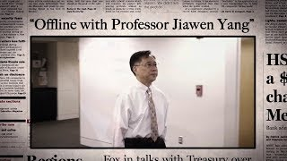 Offline with Professor Jiawen Yang
