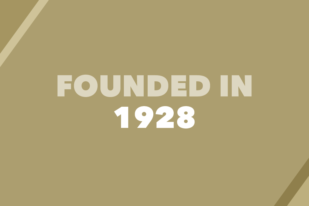 Founded in 1928