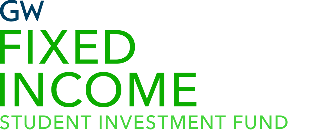 image - GW Fixed Income student investment fund logo