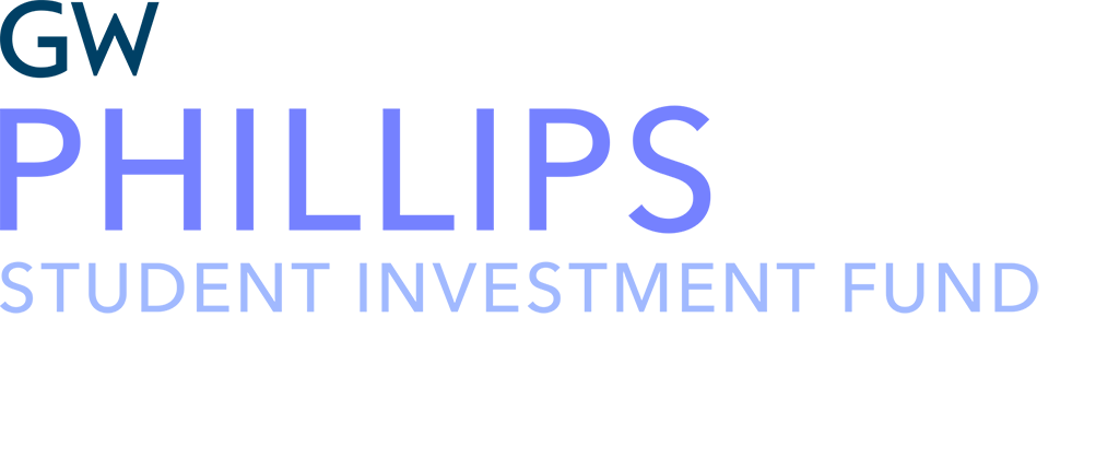 image - GW Phillips student investment fund logo