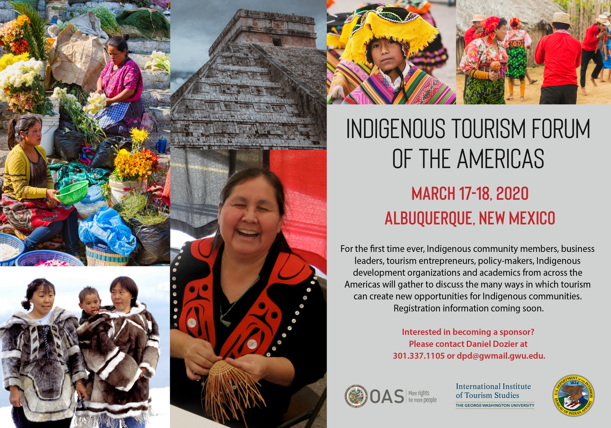 photo - GWSB IITS Indigenous Tourism Forum March 2020 flyer