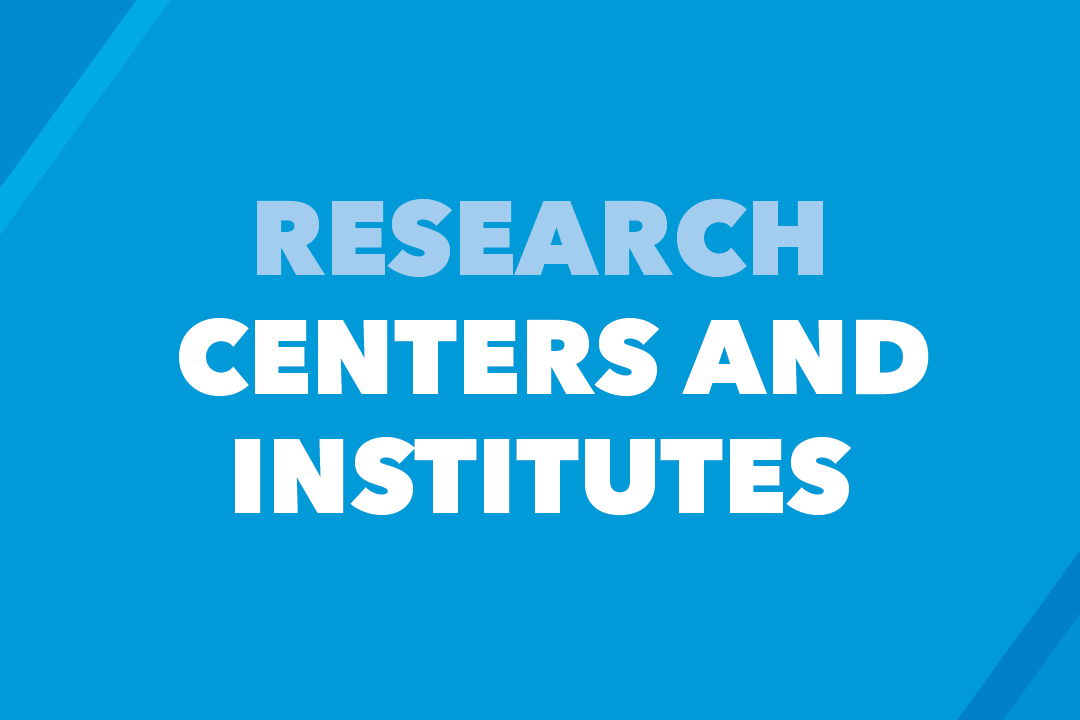 image - Research Centers and Institutes icon graphic