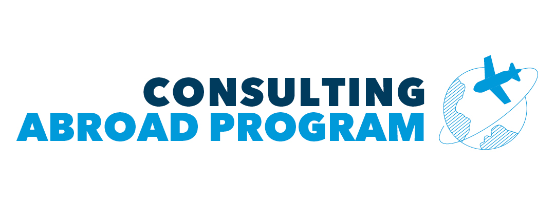 graphic - link to Consulting Abroad program