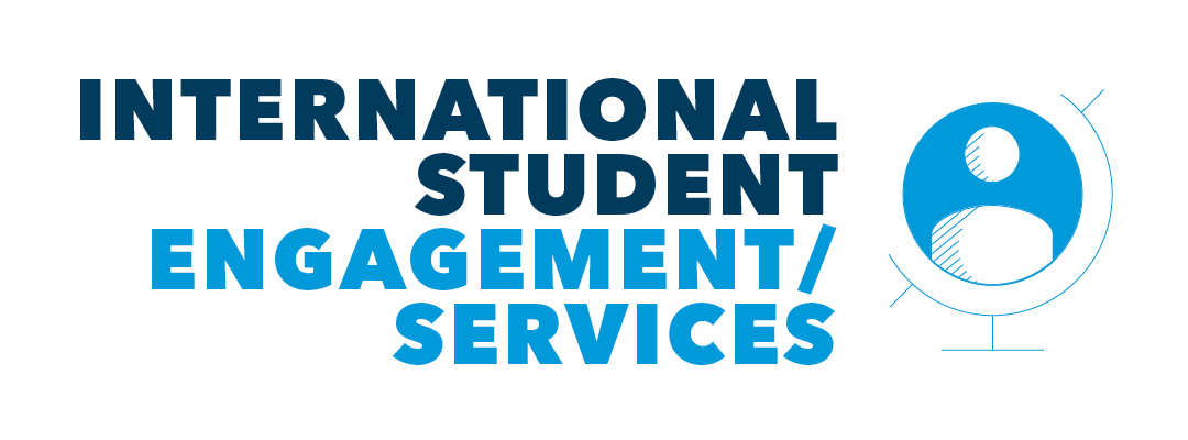 graphic - link to international student services