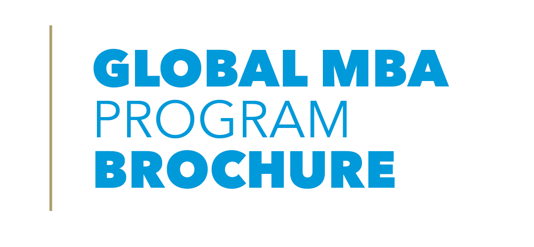Global MBA Program Brochure