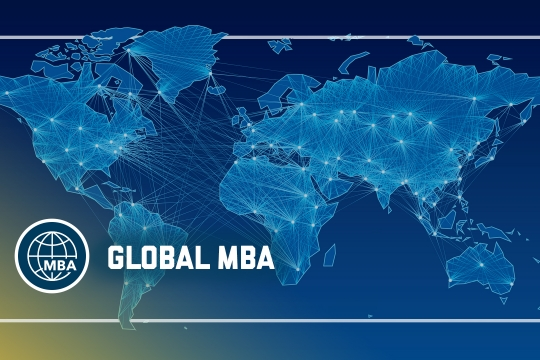 header graphic - The Global MBA program at the GW School of Business
