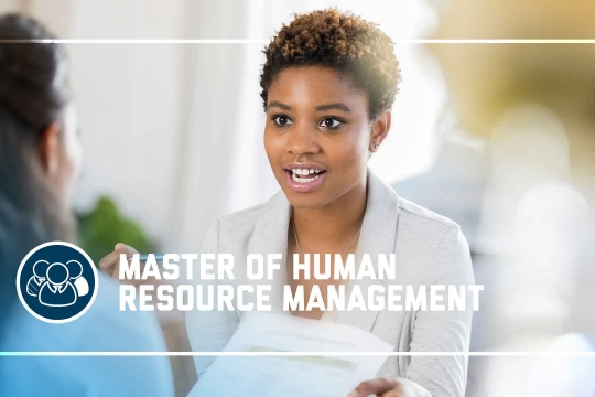image - The Master of Human Resource Management program at the GW School of Business