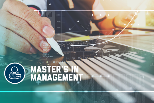 image - The Master's in Management program at the GW School of Business