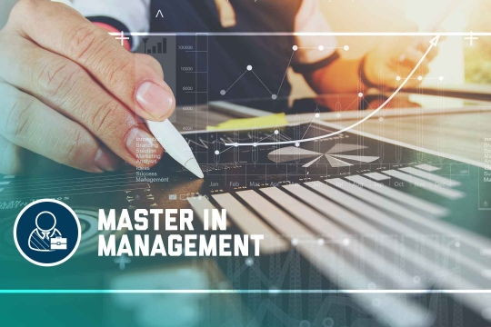image - The Master in Management program at the GW School of Business