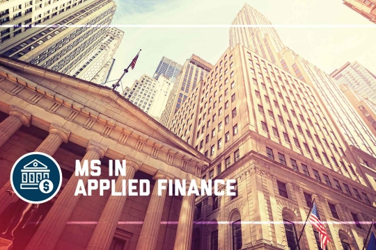 image - The Master of Science in Applied Finance program at the GW School of Business