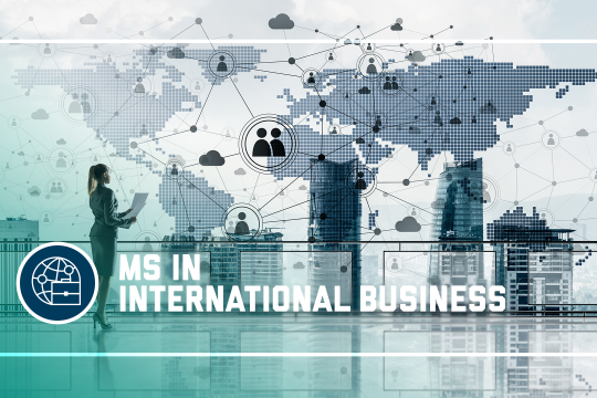 image - The MSIB program at the GW School of Business
