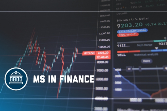 header image - The MS in Finance program at the GW School of Business