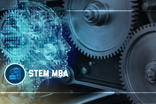 header graphic - The STEM-designated MBA programs at the GW School of Business