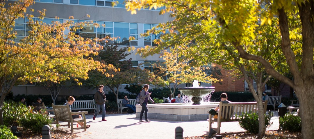 photo - GWSB homepage - Campus Life